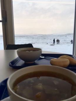 Our delicious soup - Notre soupe délicieuse