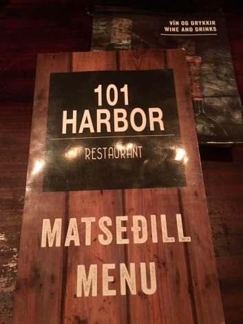 101 Harbor restaurant