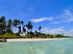 Juan Dolio Beach Dominican Republic