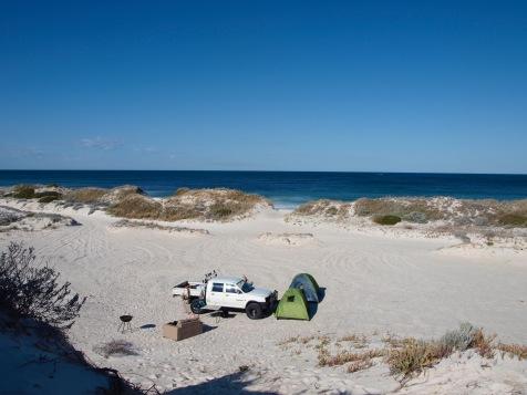 Lancelin Sand Dunes