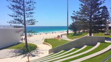Perth City Beach