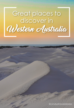 Great places to discover in WA