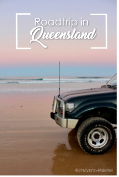 Roadtrip in Queensland