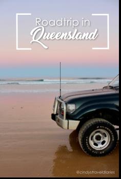 Roadtrip in Queensland