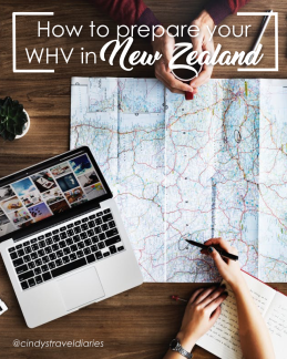 How to prepare your WHV in New Zealand