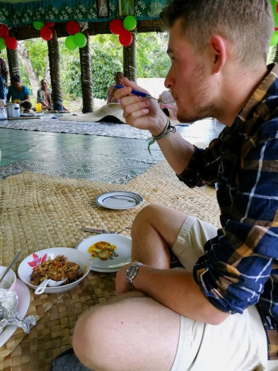 Samoan meal