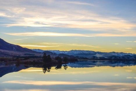 Lake Benmore Sunset July 2019 Cindy 3