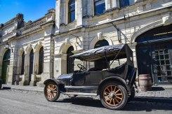 Oamaru's Victorian Precinct - old cars Cindy March 2020 10